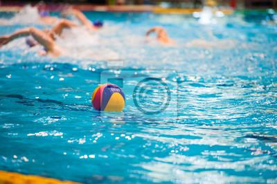 Image Joueurs de water-polo