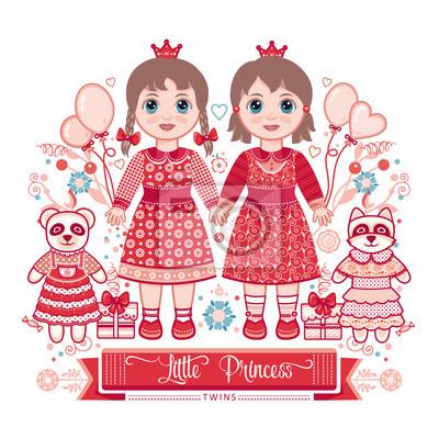 Image Joyeux Anniversaire Carte De Voeux Pour La Fille Illustration
