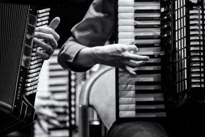 Image Konzert Handharmonika Club, Akkordeon Orchester, Détail