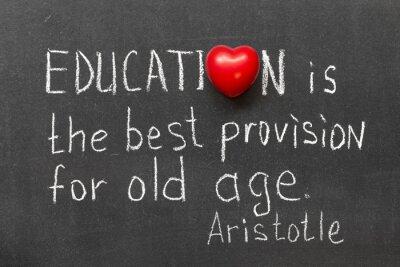Image l'éducation est