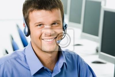 l'opérateur de téléphone