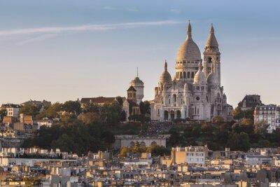 Image La Basilique du Sacré Coeur de Montmartre