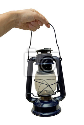 lampe à pétrole