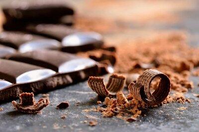 Image Le chocolat noir