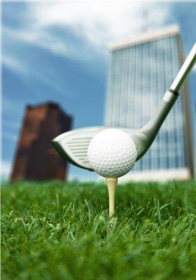 Image Le golf.