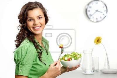 Le maintien d'un régime alimentaire