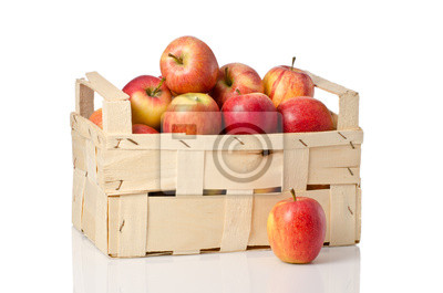 le panier de pomme
