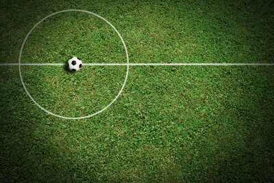 Image Le sport de ballon de football de football