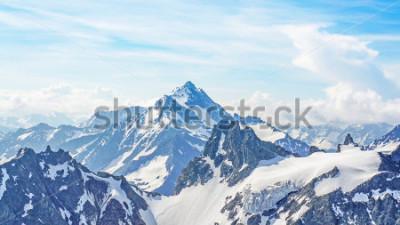 Image Les Alpes depuis le pic du Titlis