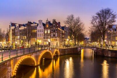 Image Les canaux d'Amsterdam