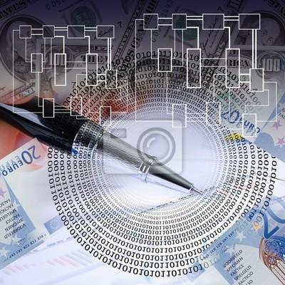 les tableaux financiers et des graphiques