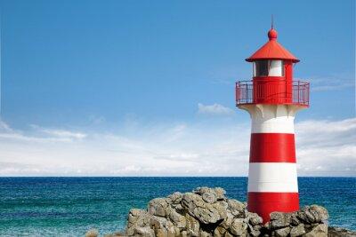 Image Leuchtturm h Ozean