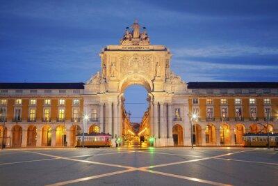 Image Lisbonne. Image de arc, triomphe, lisbon, portugal.