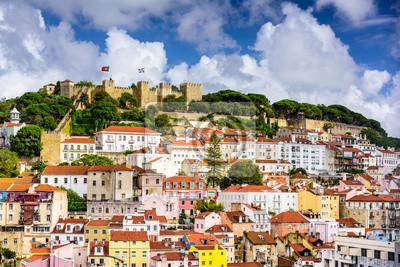 lisbonne-paysage - Photo