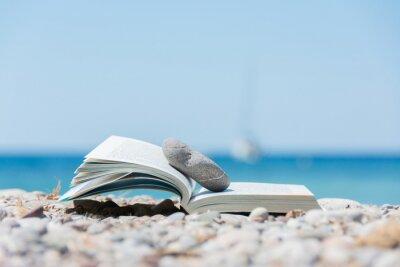 Image Livre sur la plage