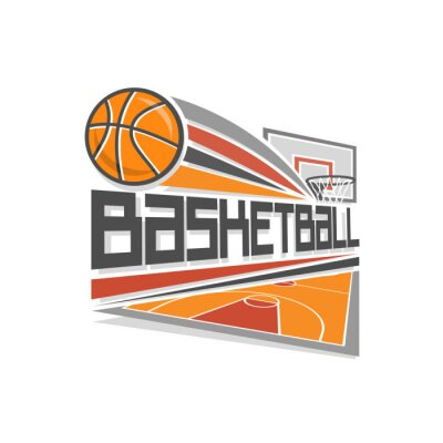 Image logo de basket-ball