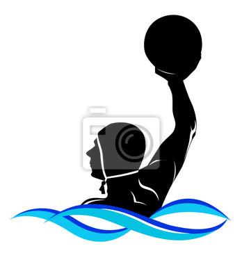 Image logo water polo