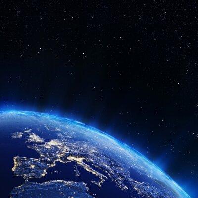 Image Lumières de la ville en Europe