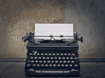 Image machine à écrire