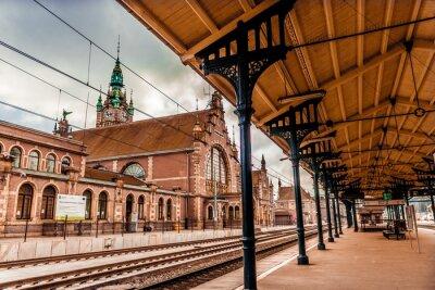 Image Main station of Gdansk