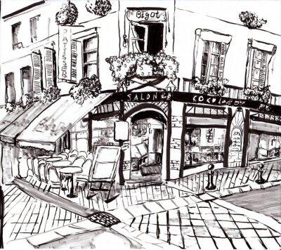 Image main tirage paris café