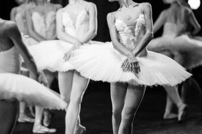 Image Mains de ballerines. Mains de ballerines. Déclaration de ballet. Grandes ballerines. Ballerines dans le mouvement.