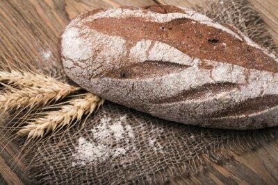 Image Maison, pain, gros plan