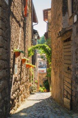 Image Maisons traditionnelles italiennes
