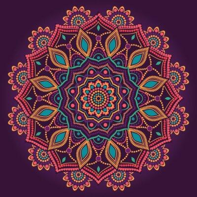 Image Mandala ornementale