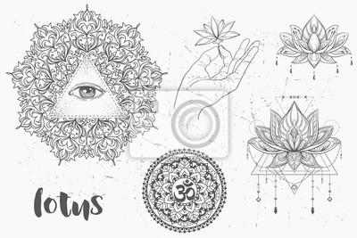 Dessin Tatouage Yoga Kolorisse Developpement