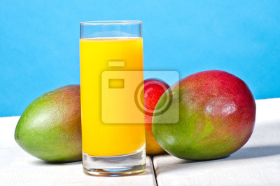 mangue Fruchtsaft