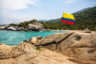 Image Maravilloso Parque Nacional Tayrona (Colombie)