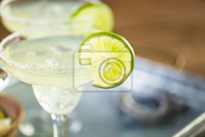 Margarita à la citronnelle