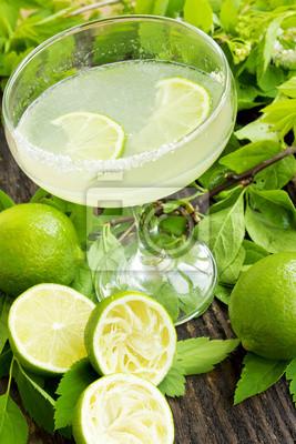 Margarita chaux cocktail
