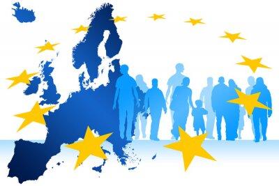 Image Migrants en Europe