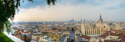Image Milano centro panoramica
