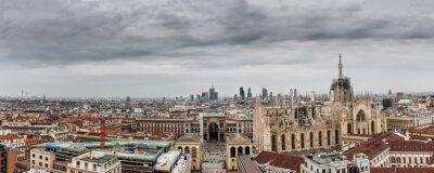Image Milano panoramica