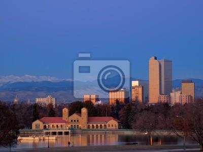 Mile Haute ville de Denver