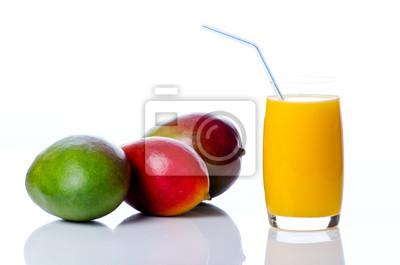 mongo fruits avec le jus