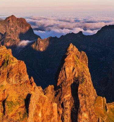 Image Montagnes à Madère