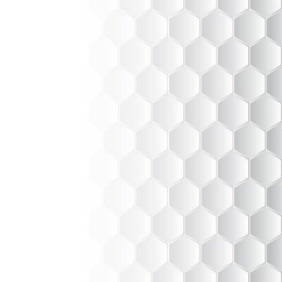 Image Mosaïque hexagonale