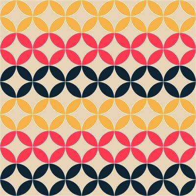 Image motif abstrait géométrique artistique