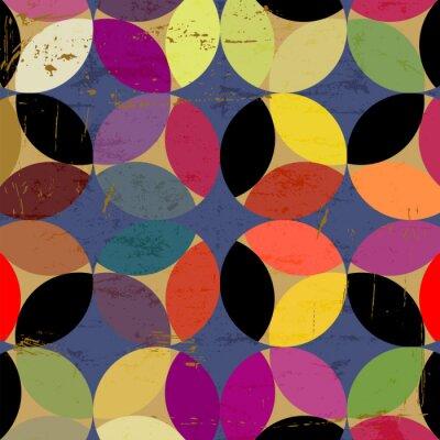 Image motif de cercle abstrait