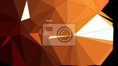 Motif Géométrique Abstrait Avec Polygone Forme Triangle Paramétrique