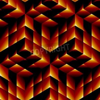 Image Motif géométrique Seamless