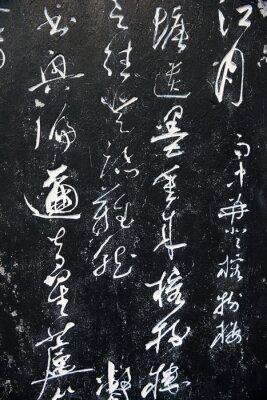 Image Mots chinois antiques