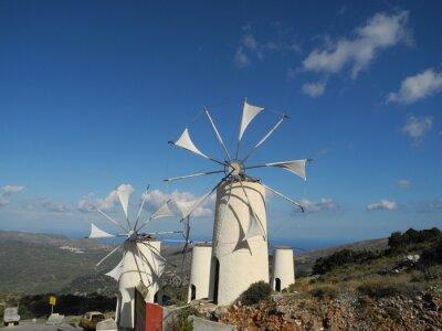 Image Moulin à vent dans le Plateau de Lassithi