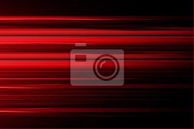 Image mouvement rouge mouvement abstrait vecteur de fond, rapide