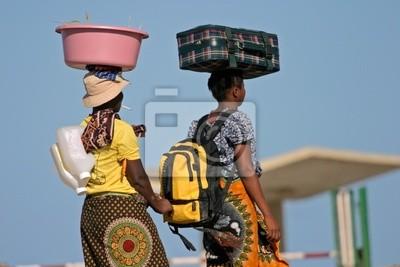mozambican femme