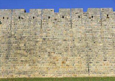 Image Muro del Castello.